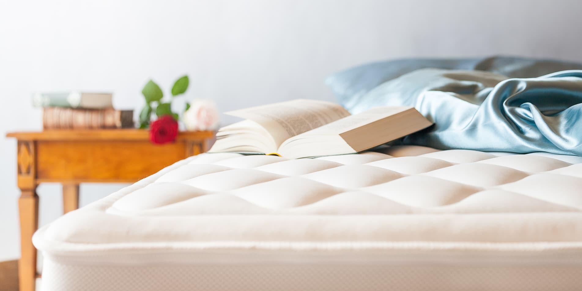 Die nackte Wahrheit :< br/>Guter schlaf ist kein Zufall.